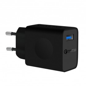 Voxlink Charger USB QC 3.0 - Black - 6