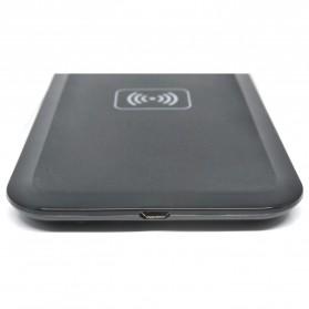 ESVN Qi Compatible Wireless Charging Pad - HB-19 - Black - 2