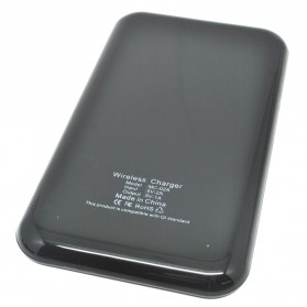 ESVN Qi Compatible Wireless Charging Pad - HB-19 - Black - 3