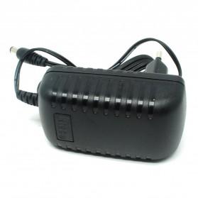 AC Adapter Alat Elektronik 12V 1A 5mm Pin - Black - 3