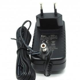 AC Adapter Alat Elektronik 12V 1A 5mm Pin - Black - 4