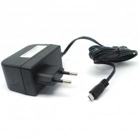 AC Adapter Micro USB Plug 5V 3.0A EU Plug - DSA-20PFE-05 - Black