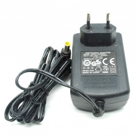 Power Adapter 8V 2.6A - HKP24-0802600dV (14 DAYS) - Black