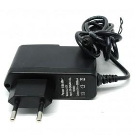 Adaptor 5V 3000mA Power Supply Charger EU Plug - LA-530 (14 DAYS) - Black