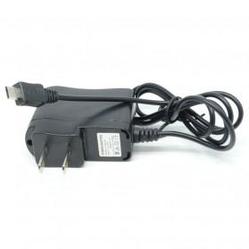 Adaptor Power Supply 5V 1000mA Micro USB - HY-508 (14 DAYS) - Black