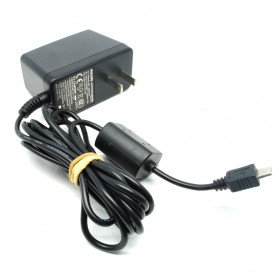 Power Adaptor 5V 2.5A Micro USB Plug - RHF-050250-HC (14 DAYS) - Black