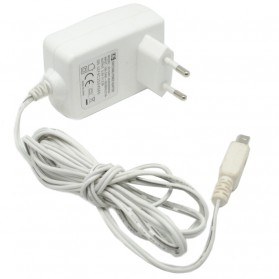 UE Switching Power Adaptor 5V2A USB Type-B EU Plug (14 DAYS) - White - 1