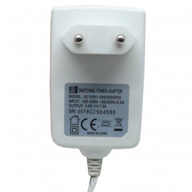 UE Switching Power Adaptor 5V2A USB Type-B EU Plug (14 DAYS) - White - 2