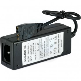 Adaptor Power Supply 12V 2A for IDE 4 Pin - SY-002-5-12 (14 DAYS) - Black