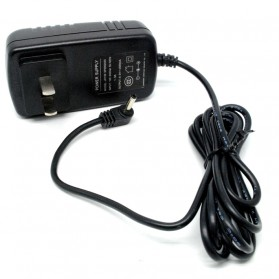 Adapter Power Supply 9V 0.2A - JKY36 (14 DAYS) - Black