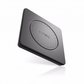 Vinsic Dapper W9 Qi Wireless Charger for Smartphone - Black - 4