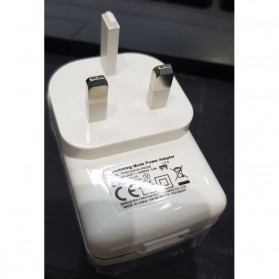Traveler Charger 1 USB Port 5V 2 A US Plug - FPS012UK2A-050200 - White