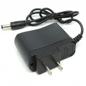 Laptop / Notebook - AC Adapter Alat Elektronik 4.2V 500mA 5mm Pin (14 DAYS) - Black