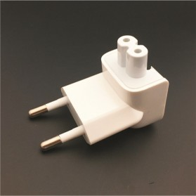 KONSMART EU AC Plug Kepala Duckhead for Magsafe Macbook - DN0581 - White - 3