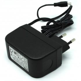 AC Adapter DVE Micro USB EU Plug 5V 4.0A - Black