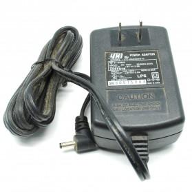 YHi Power Adapter 5V 2.5A - 777-052500S-U (14 DAYS) - Black