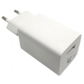 Quick Charger USB Travel Adapter LE Pro 2A EU Plug - EQ-24BEU - White