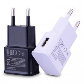 USBO Travel Adapter USB Charger 5V 2.0A for Smartphone - ETA-U90EWE - Black - 4