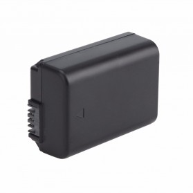 SEIVI Charger Baterai Travel + 2 x Baterai 1180mAh for Sony - NP-FW50 - Black - 3