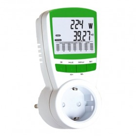 Taff Energy Power Meter - DEM1499 - Green