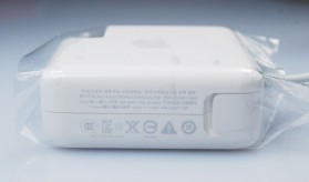 Apple 60W MagSafe Power Adapter A1344 L Tip - ADP-60AD T - White - 5