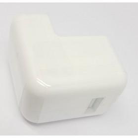Apple 12W Power Adapter USB Port A1401 (ORIGINAL) - White - 2