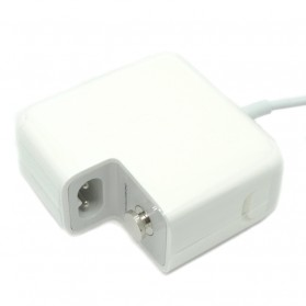 Apple 45W MagSafe 2 Power Adapter A1436 T Tip - White - 4