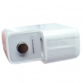 Apple 45W MagSafe 2 Power Adapter A1436 T Tip - White - 5
