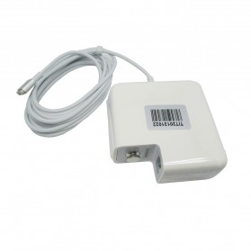 Apple 60W MagSafe 2 Power Adapter A1435 T Tip - White