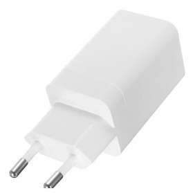 Oppo Vooc Quick Charger USB Travel Adapter 4A EU Plug - AK779GB - White - 3
