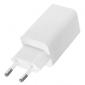 Oppo Vooc Quick Charger USB Travel Adapter 4A EU Plug - AK779GB - White - 6