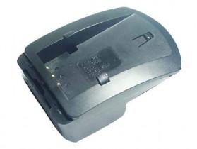 Adaptor Charger Kamera Ricoh DB-43, Fujifilm NP-120, Pentax D-Li7 (OEM) - Black