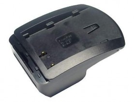 Adaptor Charger Kamera NIKON EN-EL3, NIKON EN-EL3a, NIKON EN-EL3e, FUJIFILM NP-150 (OEM) - Black - 1