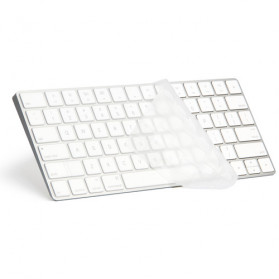 TPU Keyboard Cover for Macbook For Magic Keyboard- 4H8YF - Transparent
