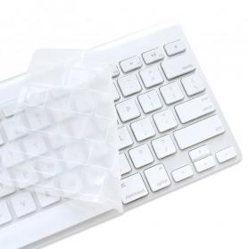 TPU Keyboard Cover for Macbook For Magic Keyboard- 4H8YF - Transparent - 3