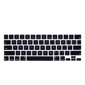 TPU Keyboard Cover Protector Skin for Apple Magic Keyboard iPad Pro 12.9 Inch 2020 - Transparent - 4