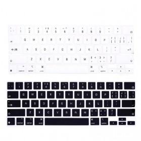TPU Keyboard Cover Protector Skin for Apple Magic Keyboard iPad Pro 12.9 Inch 2020 - Transparent - 6