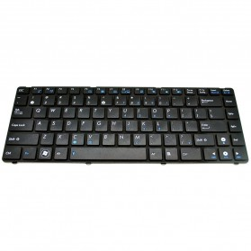 Keyboard Asus V423052 AS1 US - Black