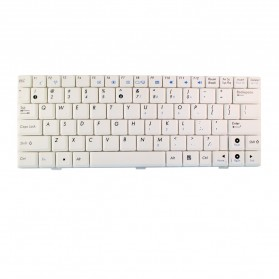 Keyboard Laptop / Notebook - Keyboard Asus Eee PC 1000 - White