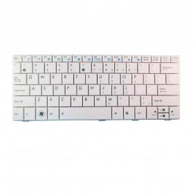 Keyboard Asus Eee PC Shell 1005HA 1008HA 1101HA US - White