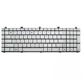 Keyboard ASUS N55 - Silver