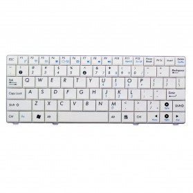 Keyboard Laptop / Notebook - Keyboard Asus Eee PC 900HA T91 - White