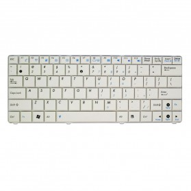 Keyboard Asus N10 US - White