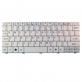 Keyboard Acer Aspire One Happy 532h D255 D260 - White