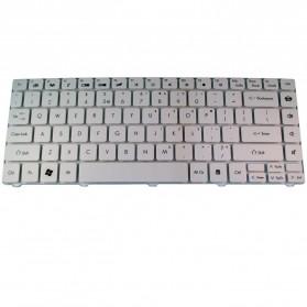 Keyboard Laptop / Notebook - Keyboard Acer Aspire E1-431 3810T Timeline - DOP - White