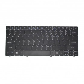 Keyboard Acer Aspire One 721 722 753H White Frame - Black
