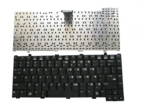 Keyboard Compaq ZE1000 ZE1200 US - Black