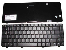 Keyboard HP 500 510 520 Series - Black