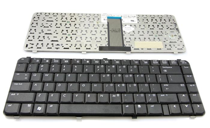 keyboard hp compaq cq510 511 610 615 c510b   black
