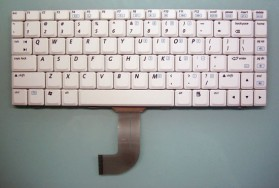 Keyboard HP Compaq Presario B2800 - White